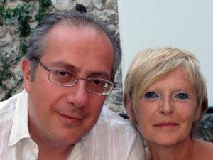 Paolo Patui ed Angela Felice